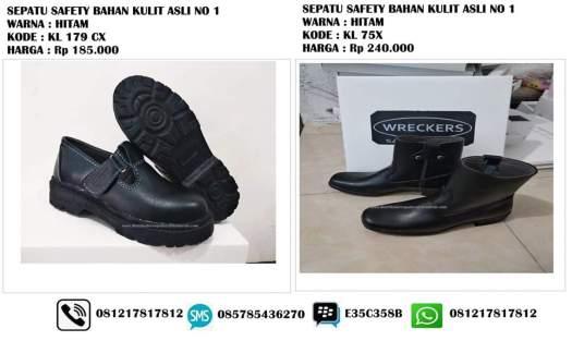 Sepatu Safety Kings Mojosari 19a3ec928c
